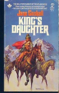 King's Daughter by Jane Gaskell and Boris Vallejo