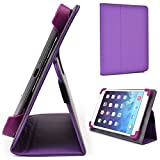 Slim Folio Case with Built-in Stand Universal fit for Amazon Kindle Fire HD (2013) - 8 Colors Available