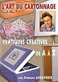 echange, troc L'art du cartonnage Pratiques Créatives de A à Z