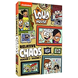 The Loud House: Relative Chaos - Season 2, Volume 1