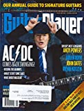 img - for Angus Young (AC/DC) l Jeff Beck l Andy Powers l Arlen Roth l John Oates l Richie Kotzen - May, 2015 Guitar Player Magazine book / textbook / text book