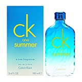 Calvin Klein ÇK One Summer for Men 3.4 oz Eau de Toilette (2015 EDITION)