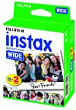 Fujifilm Instax Wide Instant Film Twin Pack