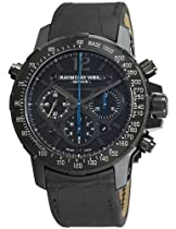 Raymond Weil Nabucco Automatic Chronograph Mens Watch 7810-BSF-05207