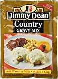 Jimmy Dean COUNTRY GRAVY MIX (Pack of 4)