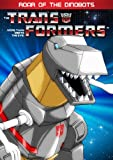 Transformers More Than Meets The Eye! Roar Of The Dinobots