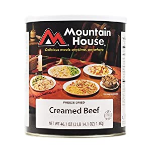 Mountain House Creamed Beef by Mountain House