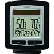 Lacrosse Technology WS-6010U-IT-CBP La Crosse Solar-Powered Wireless Weather Station