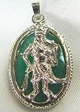Jade Guan Gong Pendants