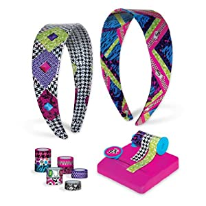 Fashion Angels Tapefitti Headband Kit