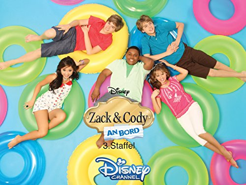 Zack & Cody an Bord Staffel 3, Vol.1