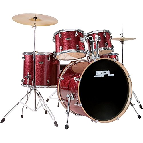 sound-percussion-labs-unity-birch-series-5-piece-complete-drum-set-red-mist