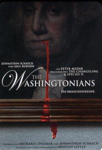 The Washingtonians - Die Menschenfresser (Metalpak) [Limited Edition]