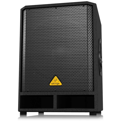 Behringer Eurolive Vq1500D Professional Active 500-Watt 15-Inch Pa Subwoofer With Built-In Stereo Crossover
