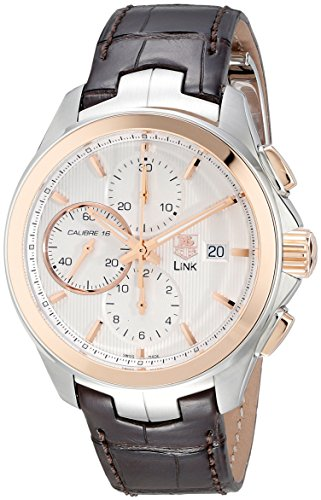 TAG-Heuer-Mens-CAT2050FC6322-Analog-Display-Swiss-Automatic-Brown-Watch