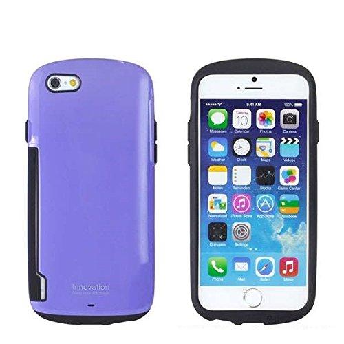 iPhone6sPlus iPhone6Plus ケース カバー iFace Innovation 正規品 / パープル