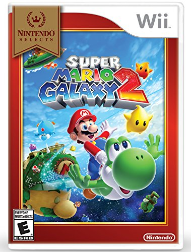 Nintendo Selects: Super Mario Galaxy 2 (Super Mario Galaxy 3 Wii compare prices)