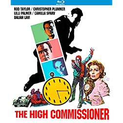 The High Commissioner (aka Nobody Runs Forever) [Blu-ray]