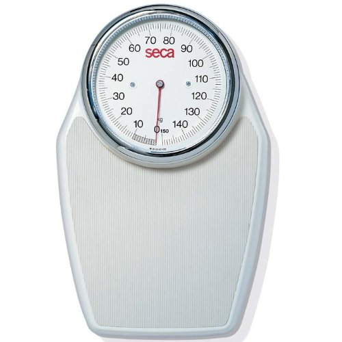 Image of Seca 760 Colorata Mechanical Flat Bathroom Scale (B009V5GVJO)