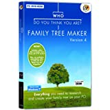Who Do You Think You Are? Family Tree Maker Version 4 (PC) New Versionby Avanquest Software