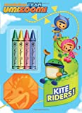 img - for Kite Riders! (Team Umizoomi) (Color Plus Chunky Crayons) book / textbook / text book