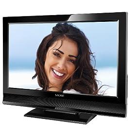 Viore LC22VH56PB 22-Inch 720p LCD HDTV, Black