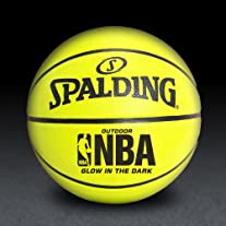Glow in the Dark Basketball, Size 7 (29.5