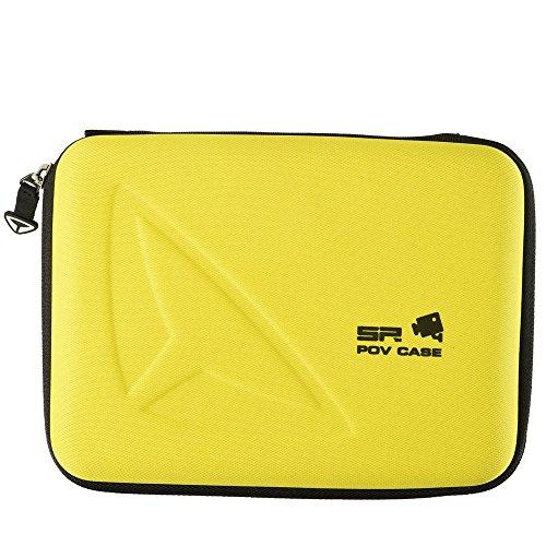 SP - SPCS2, Custodia per GoPro, misura: S, colore: Giallo