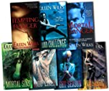 Eileen Wilks Eileen Wilks Collection The World of the Lupi 7 Books Set Pack RRP: £55.93 (Blood Lines, Blood Challenge, Night Season, Tempting Danger, Mortal Sins, Mortal Danger, Blood Magic)