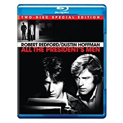 All the Presidents Men [Blu-ray]
