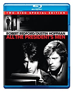 All The President's Men: 2 Disc Special Edition (BD) [Blu-ray]