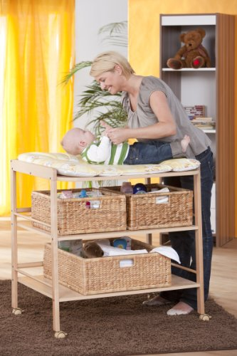 Geuther Clara Changing Table (Natural) back-1030148