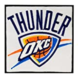 Oklahoma City Thunder Logo Embroidered Iron Patches Amazon.com