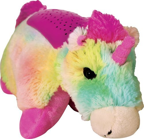 Pillow Pets Dream Lites - Rainbow Unicorn