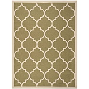Amazon Safavieh Courtyard Collection CY6914 244 Green