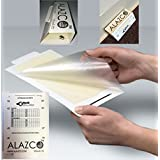 12 ALAZCO Glue Traps - Glue Boards Mouse Trap Bugs Insects Spiders Cockroaches Trapper & Monitor NON-TOXIC