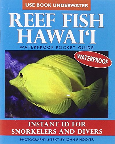 Reef Fish Hawaii: Waterproof Pocket Guide (John P Hoover compare prices)