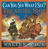 Walter Wick Treasure Ship (Can You See What I See?)