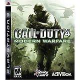 Ps3 Call of Duty 4 Modern Warfare