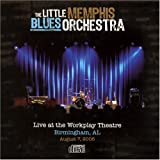 echange, troc Taylor Hicks, Little Memphis Blues Orchestra - Live at the Workplay Theatre