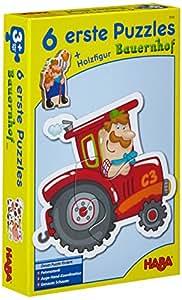 Haba 3900 - Erste Puzzle - Bauernhof