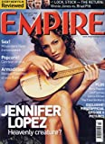 Empire British Movie Magazine, October 2000, Jennifer Lopez, Anna Paquin, Coen Brothers