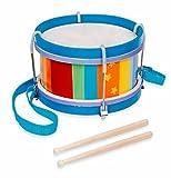 Pino 24× 16,5× 24cm Rainbow Drum (Multicolor)