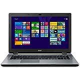 """Acer Aspire E5-771-31K0 PC Portable 17"""" Gris (Intel Core i3, 6 Go de RAM, Disque Dur 1 To, Mise à jour Windows 10 gratuite)"""