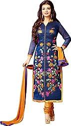 Bridal Collection Mariyam Multy Dress Material