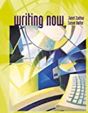 img - for Writing Now 1st edition by Zadina, Janet Nay, Halter, Susan (2002) Paperback book / textbook / text book