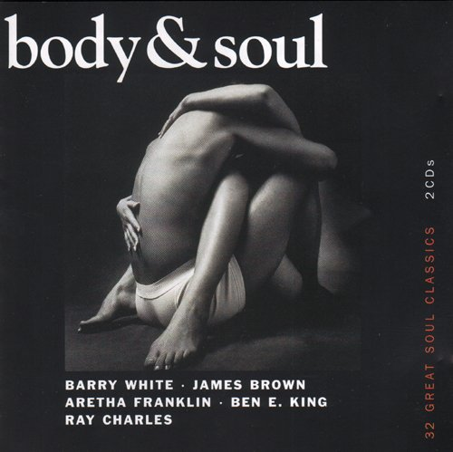 Body-Music (Compilation CD, 32 Tracks) by Various and Arthur Conley Barry White Booker T. & The MG's Carla Thomas Detroit Spinners