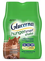 Glucerna Hunger Smart Shake, Rich Cho…