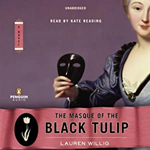 The Masque of the Black Tulip Audiobook