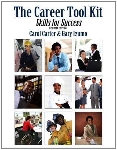 The Career Tool Kit: Skills for Success Plus NEW MyStudentSuccessLab 2012 Update -- Access Card Package (4th Edition) (K